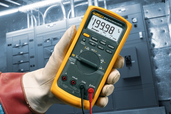 Fluke 87V Digital Multimeter Digitalmultimeter 87 87-5