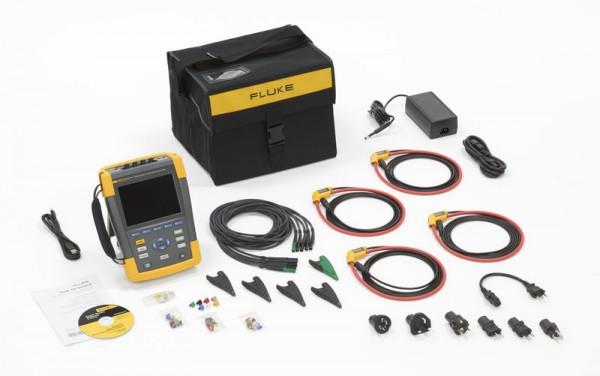 Fluke 438-II Netzqualitäts- und Motoranalysator