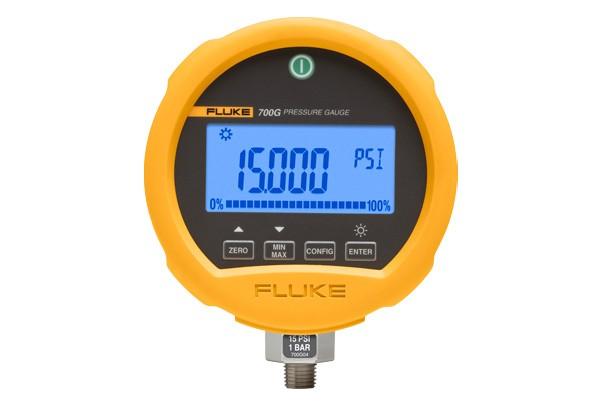 "Fluke 700G01 Präzisionsmanometer, -10"" bis 10"" WC (27 mbar) Barometer Druck-Messgerät"