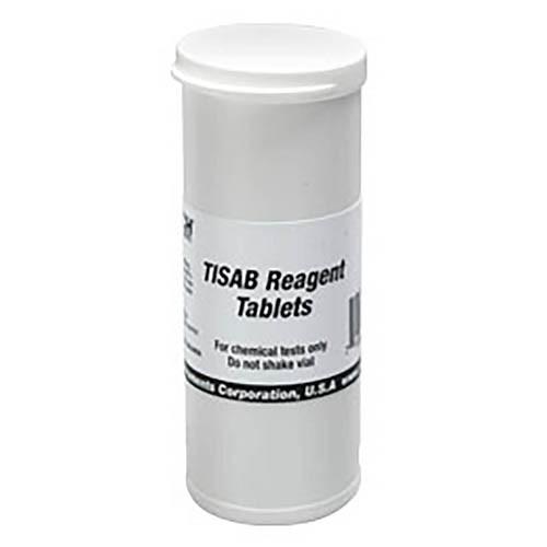 EXTECH FL704 TISAB-Fluorid- Reagenztabletten für ExStik 100 Stück
