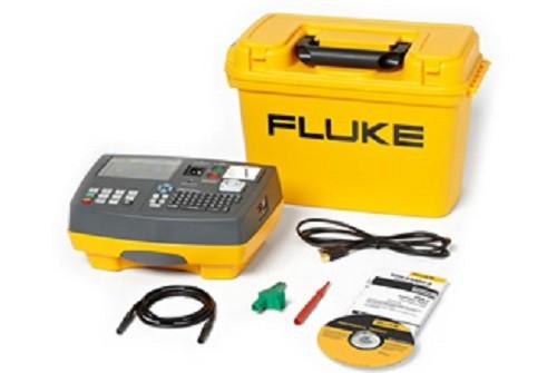 Fluke 6500-2 tragbarer Gerätetester DIN VDE 0701/0702 DGUV V3 Tester