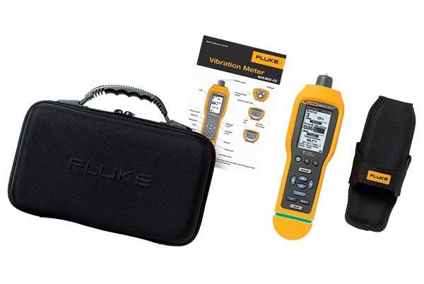 Fluke 805 FC Vibrations-Messgerät Schwingungsmessgerät