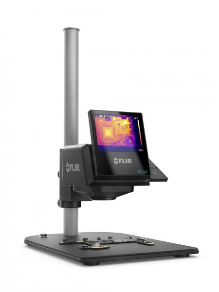 FLIR ETS320 Wärmebildkamera für Elektronikbauteile 63950-1001 320x240 Pixel