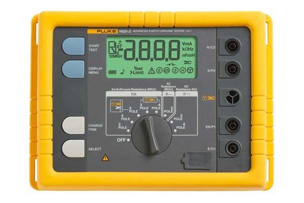 Fluke 1625-2 Basic Erdungsmesser Erdungsmessgerät 4325162