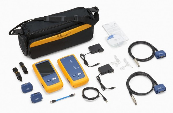 Fluke DSX-602-PRO INT 500MHz CableAnalyzer Netzwerktester DSX602