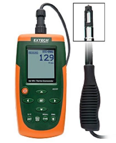 Extech AN500 Thermometer Anemometer CFM CMM Flir