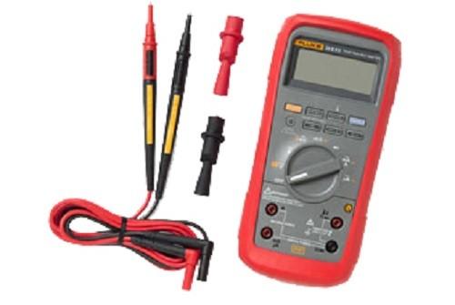 Fluke 28 II Ex + Tasche EX Echt Effektivwert Digitalmultimeter 28IIex DEMO Gerät