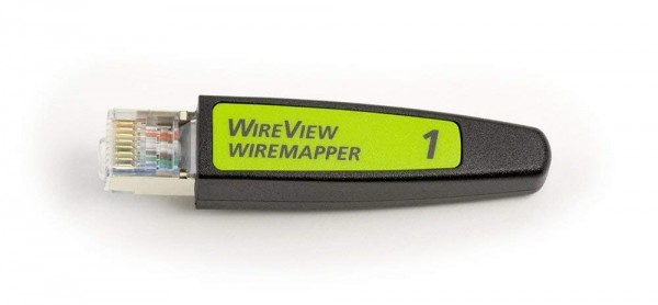 Fluke Netscout WireView 1 Adapter WireMapper 1