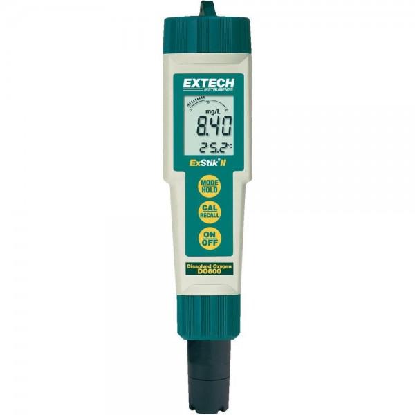 Extech DO600 Luft Sauerstoff Messgerät