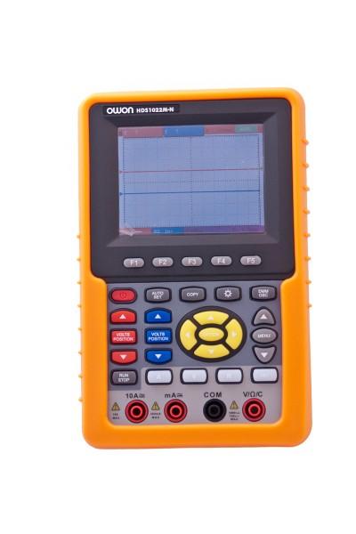 OWON HDS1022M-N HDS1022 20MHZ Handheld Oszilloskope + Multimeter