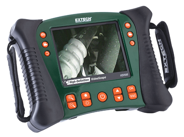 Extech HDV600 Reihe Endoskop 640x480 Pixel Hochauflösende Videoscope