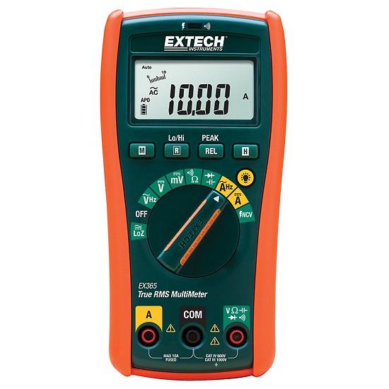 Extech EX365 10 Funktionen TRMS Multimeter