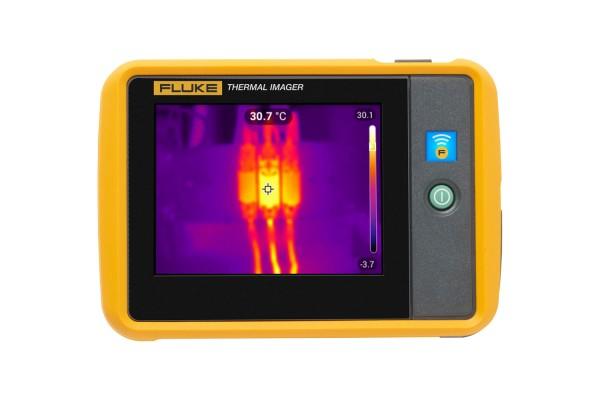 Fluke PTi120 Wärmebildkamera im Taschenformat 120x90 Pixel IP54