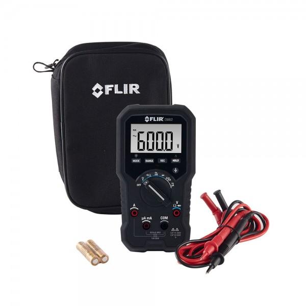 FLIR DM62 digital Multimeter TRMS