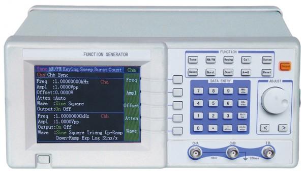 TFG3050L 50MHz DDS Funktionsgenerator
