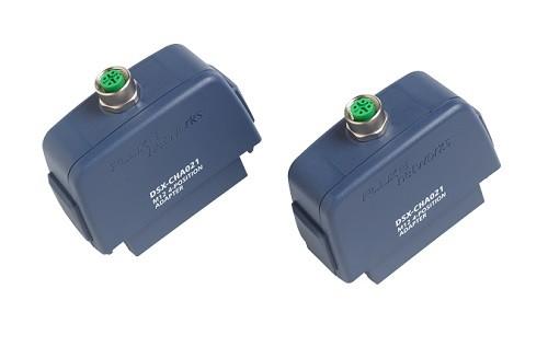 Fluke DSX-CHA021S M12 ADAPTER-SATZ Profinet 4-polige D-kodierte M12- Adapter