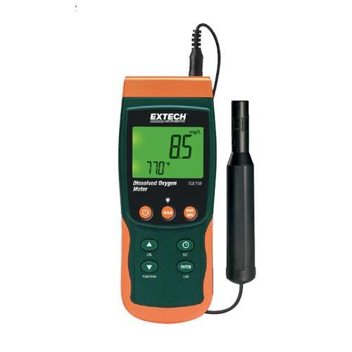 Extech SDL150 DO-Messgerät gelösten Sauerstoff + Sauerstoffsättigung Datenlogger