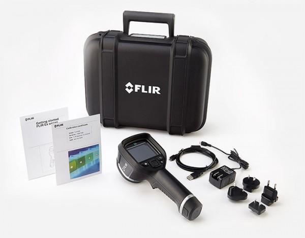 Flir E6xt WiFI Wärmebildkamera -20 bis 550°C 240 x 180 Pixel 9Hz MSX®, WiFi