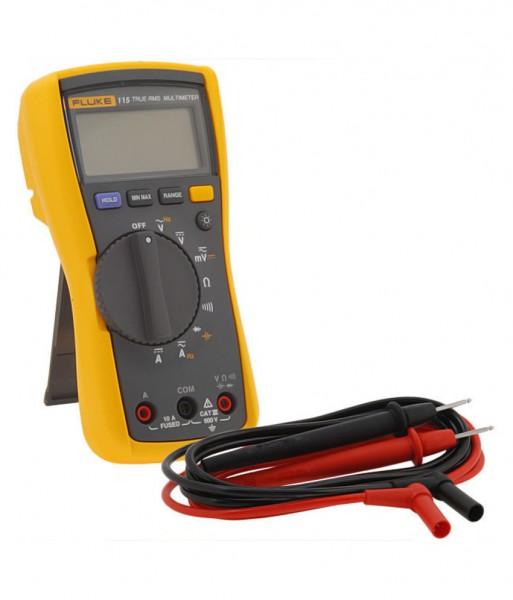 Fluke 115 Digital Multimeter Digitalmultimeter 2583583