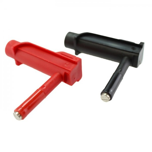 Chauvin Arnoux Magnetische Prüfspitzen, rot / schwarz P01103058Z