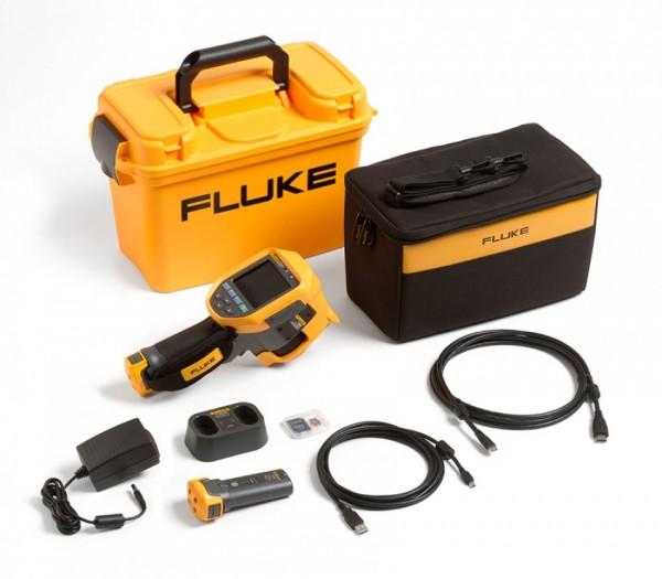 Fluke Ti300+ Wärmebildkamera 320x240 Pixel -20 °C bis 650 °C FLK-TI300+ 9HZ