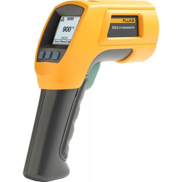 Fluke 572-2 Hochtemperatur-Infrarotthermometer Optik 60:1 -30 bis +900 °C