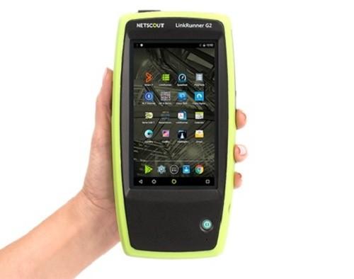 Fluke Netscout LinkRunner LR-G2 Smart Network-Tester