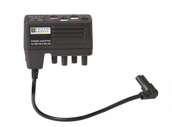 Chauvin Arnoux Netzadapter für PEL103 + PEL102 P01102134