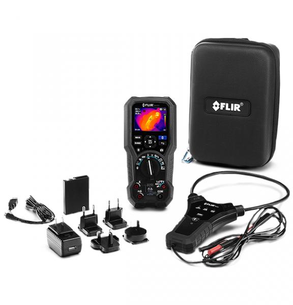 FLIR DM285-flex-KIT Wärmebild Multimeter mit IGM 18 Funktionen + Bluetooth