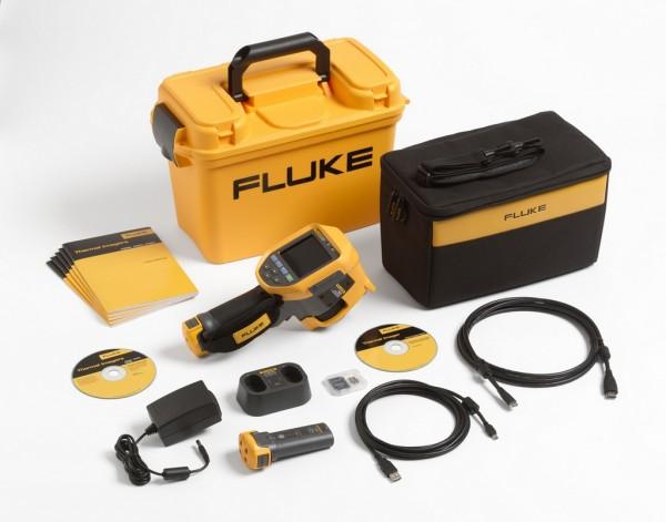 Fluke FLK-Ti480-Pro Wärmebildkamera 9Hz 640x480 Pixel -20 - 800°C Ti480 PRO