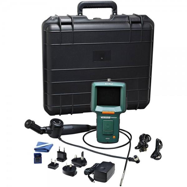 Extech HDV540 schwenkbares Endoskop hochauflösendes Videoskop