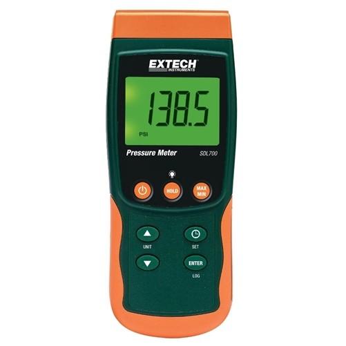 Extech SDL700 Druckmessgerät Datenlogger Flir Druck Messgerät