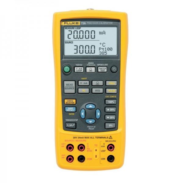 Fluke 726 Multifunktions Präzisions Prozesskalibrator