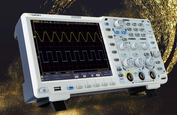 OWON XDS3202E 2Kanal 200MHz Oszilloskop 1GS/s 8bit
