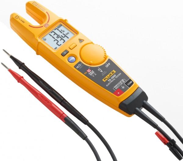 Fluke T6-1000/EU Elektro-Tester mit FieldSense™ rund Spannungsprüfer