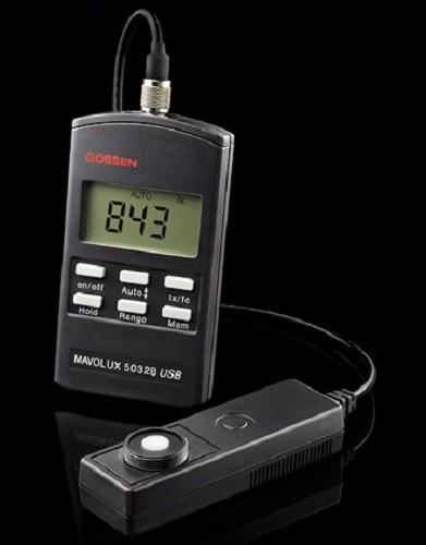 Gossen Mavolux 5032 B USB digitales Luxmeter M503N