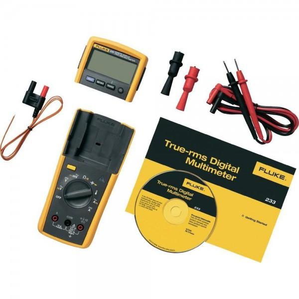 Fluke 233 Digital Multimeter Digitalmultimeter mit abnehmbarem Anzeige Modul