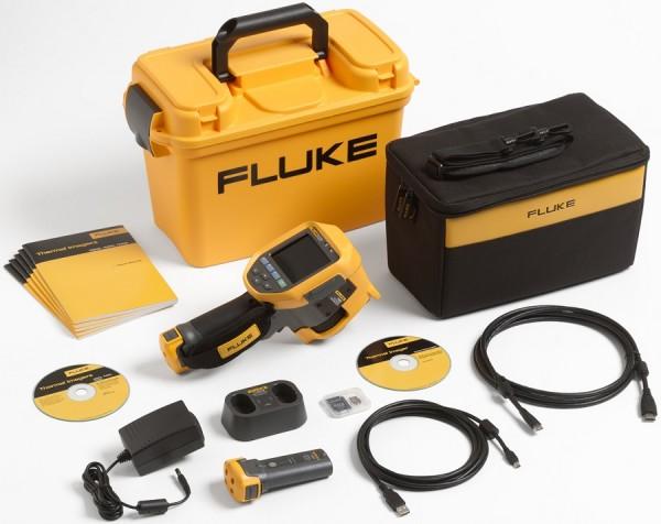 Fluke Ti450 60Hz Wärmebildkamera 320x240 MultiSharp 640x480 06/2017