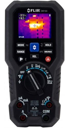 FLIR DM166 Wärmebild digital Multimeter TRMS 10 Funktionen
