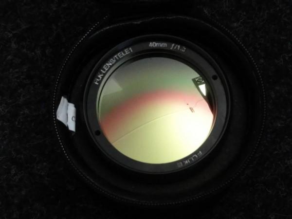 Fluke FLK-LENS/TELE1 Infrarot-Teleobjektiv