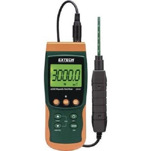 Extech SDL900 AC/DC Magnetfeld‐Messgerät mit Datenlogger