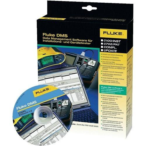 Fluke 0100/INST Prof DMS PC Software 0100 Professional