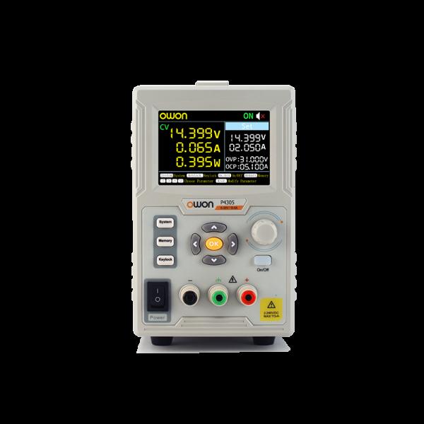 Owon P4603 programmierbares Labornetzgerät 1CH 0-60V / 0-3A 180W Auflösung 1mV / 1mA