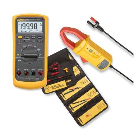 Fluke 87V/i410/L215 Combo Kit für industrielle Anwendungen