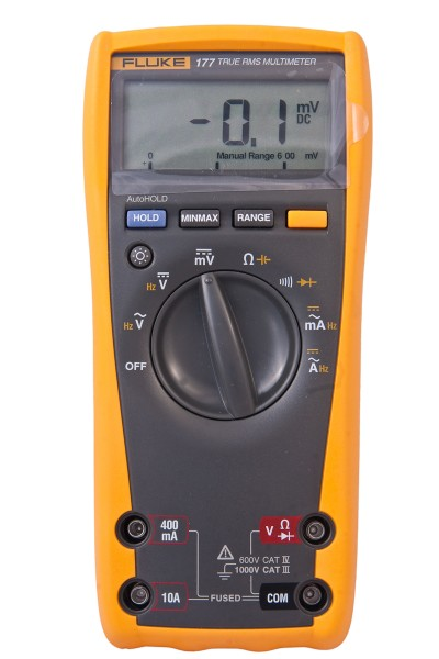 Fluke 177 Digital Multimeter Digitalmultimeter 1592874