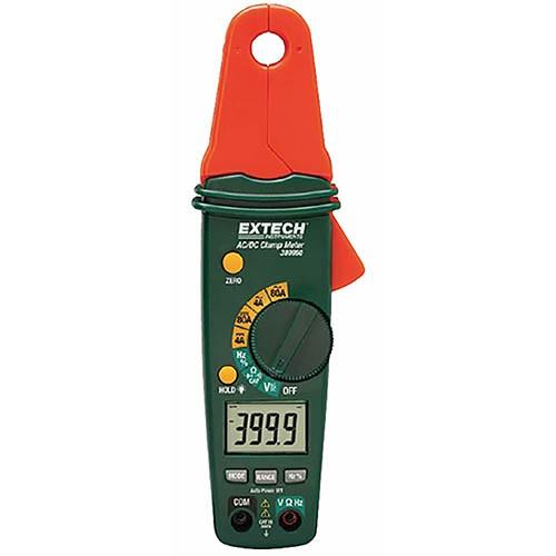 Extech 80A Stromzange 380950 Gleich/Wechselstrom ideal für Ruhestrom KFZ
