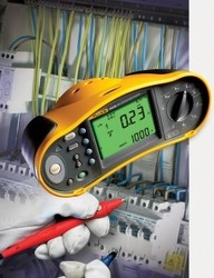 Miete Fluke 1664 FC oder 1663 Installationstester VDE0100