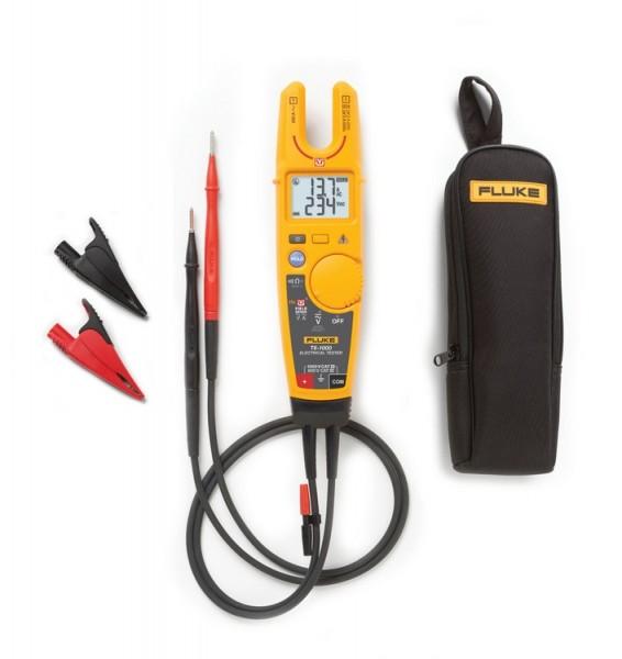 Fluke T6-1000 KIT2 Elektro-Tester mit C150 + AC285 FieldSense™ rund Spannungsprüfer