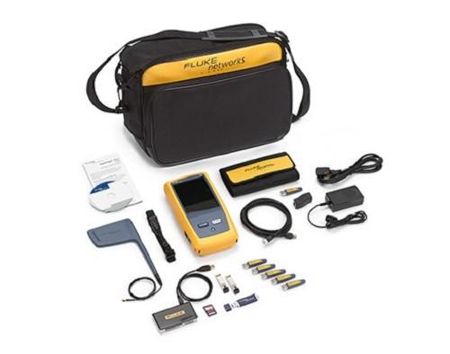 Fluke Netscout 1TG2-3000 ONETOUCH AT G2 Ethernet + Fiber + WiFi Tester