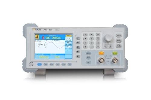 OWON AG1022 DDS Arbitrary Waveform Generator 125Msa/S 14bits 25Mhz 2chs